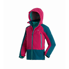 Regatta Hydrate III 3In1 Jacket Kids Moroccan Blue/Duchess